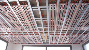 modulare deckenheizung und k hlung acular decke thermolutz
